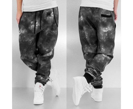 Tepláky Dangerous DNGRS Galaxy Sweat Pants Black