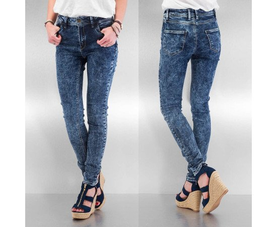 Jeans Just Rhyse High Waist Skinny Blue