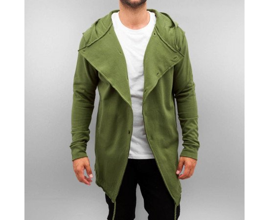 Mikina Just Rhyse Era Cardigan Olive