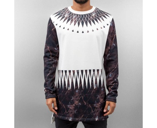 Just Rhyse Mable Sweatshirt Black/White