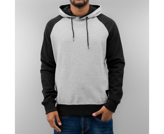 Just Rhyse Freeco Raglan II Hoody Grey