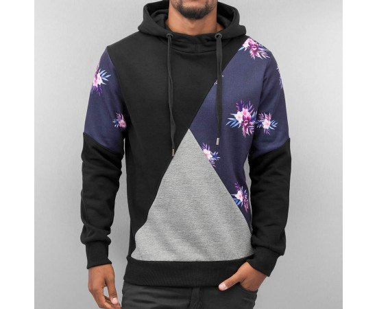 Mikina Just Rhyse Mix Hoody Colored