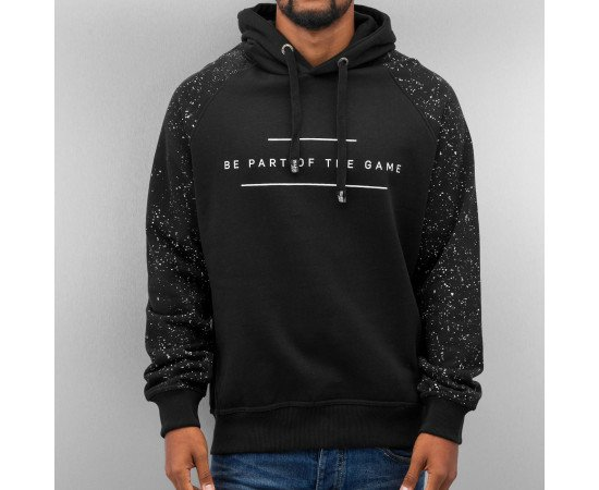 Just Rhyse Be Part OF The Game Hoody Black