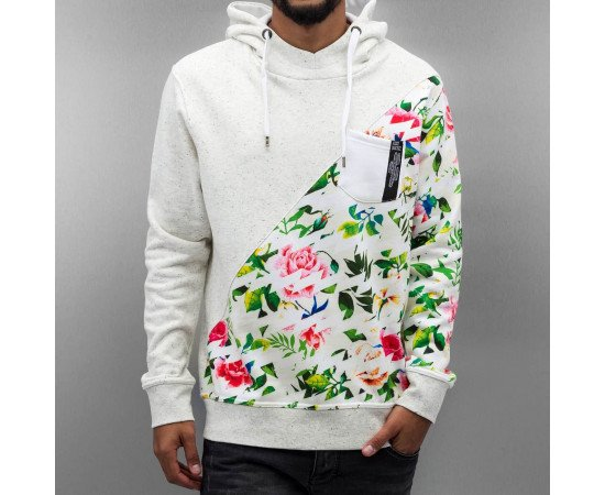 Just Rhyse Sunny Boy Hoody Off White/Colored