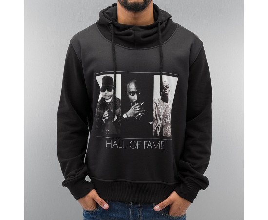 Just Rhyse Hall of Fame Hoody Black