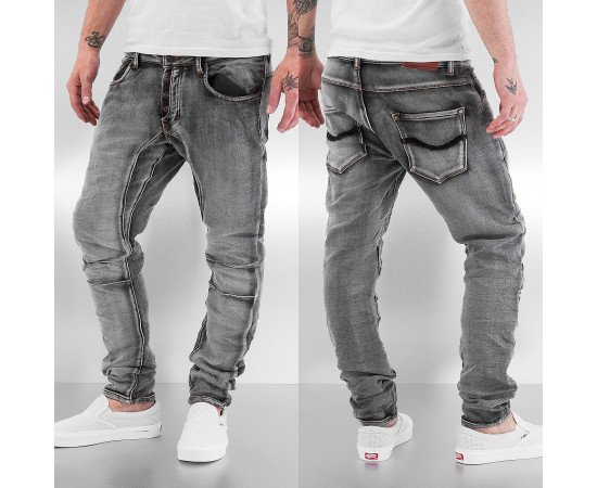 Rifle Just Rhyse Thian Antifit Jeans Grey