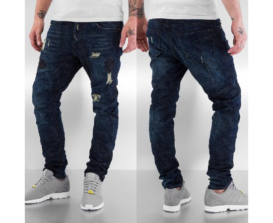 Rifle Just Rhyse Camo Antifit Jeans Blue