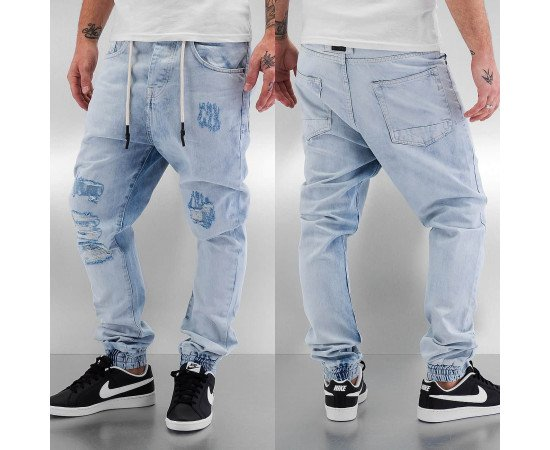 Rifle Just Rhyse Luke Antifit Light Blue Denim