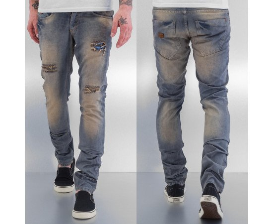 Rifle Just Rhyse Originals Straight Fit Jeans Grey