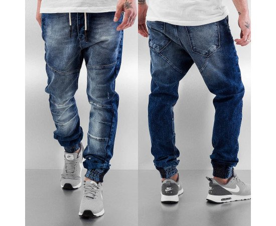 Jeans Just Rhyse Cool Straight Fit Dark Blue