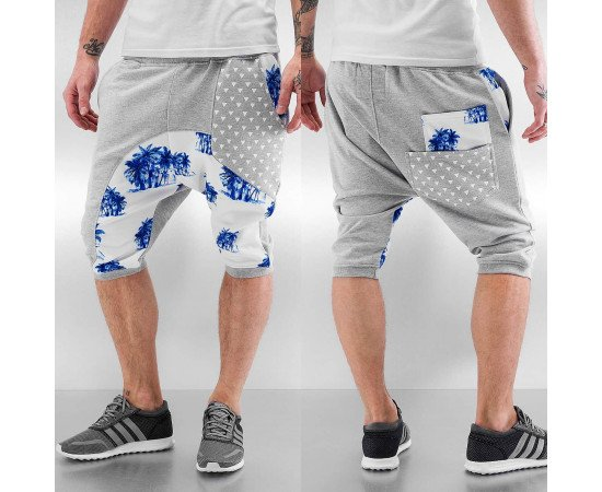 Kraťasy ust Rhyse Palms Shorts Grey