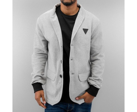 Mikina Just Rhyse Plain II Blazer Grey