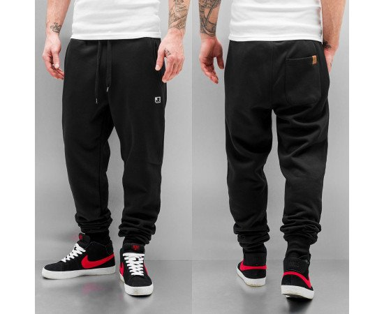 Just Rhyse Beat Men Sweat Pants Black