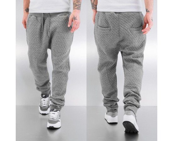 Just Rhyse Coolness Sweat Pants Grey