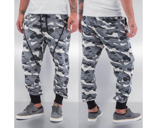 Tepláky Just Rhyse Zip Sweat Pants Camouflage
