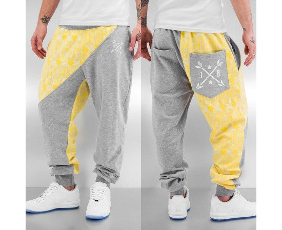 Tepláky Just Rhyse Anklam Sweat Pants Grey