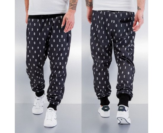 Tepláky Just Rhyse Dope Dope Sweat Pants Black