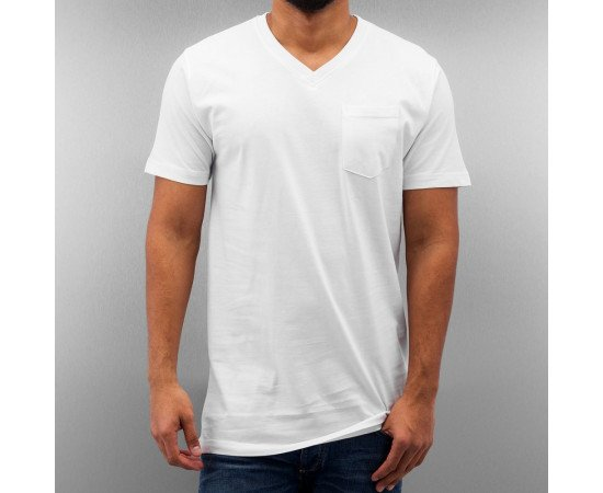 JUST RHYSE V-NECK WHITE