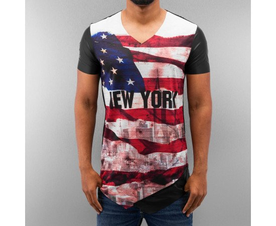 Just Rhyse New York T-Shirt Black