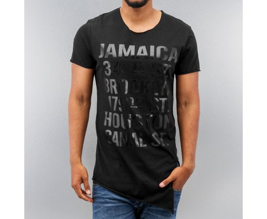 Tričko Just Rhyse Jamaica T-Shirt Black
