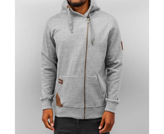 Bunda Just Rhyse Rollneck Grey Melange