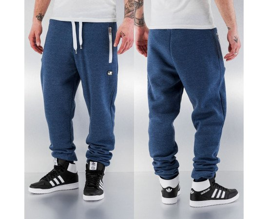 Just Rhyse Momo Sweat Pants Indigo Melange