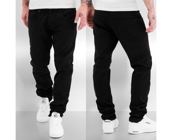Pánske rifle Just Rhyse Cool Skinny Jeans Black