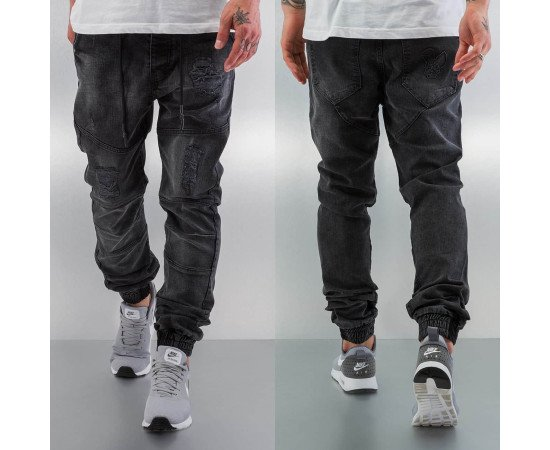 Jeans Who Shot Ya? Antifit Grey