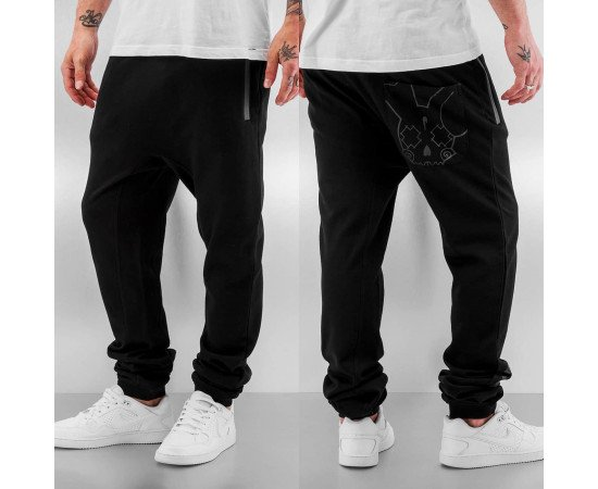 Tepláky Who Shot Ya? Sweat Pants Black