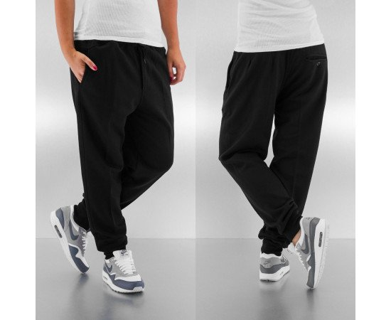 Tepláky Just Rhyse And Friends Andrijana Sweat Pants Black