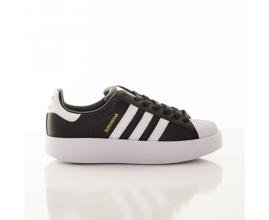 Tenisky Adidas Originals Superstar Bold Platform Black