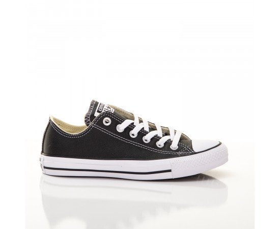 Tenisky Converse Chuck Taylor All Star Leather Low Top Black White