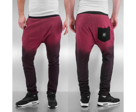 Tepláky Just Rhyse Phileas Sweat Pants Red