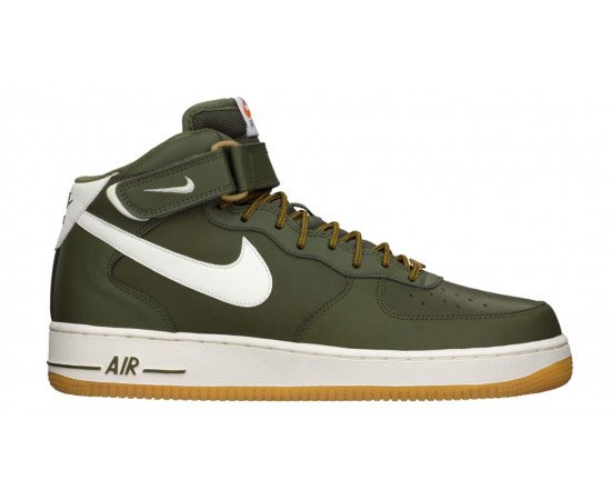 Tenisky Nike Air Force 1 Mid Olive