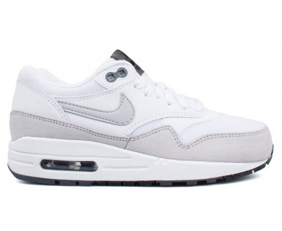 Tenisky Nike Air Max 1 Essential White Grey