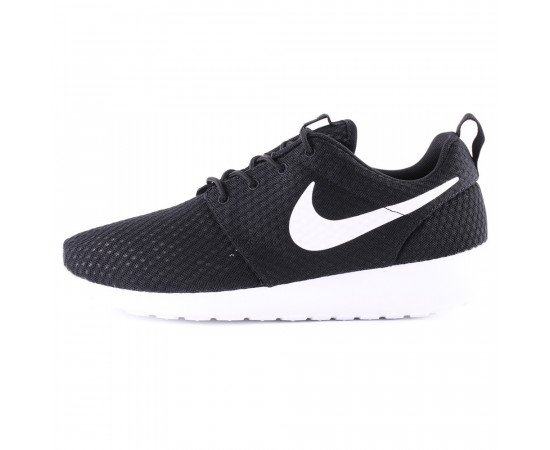 NIKE ROSHE RUN NM BREATHE Pánske BLACK WHITE