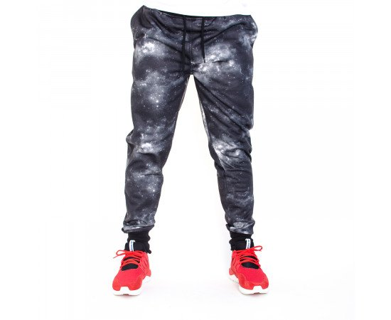 Tepláky Dangerous Dngr Galaxy Pants Black