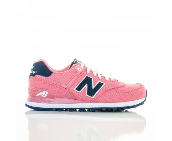 New Balance WL574POP Pique Polo Pack Dámske Pink Blue-
