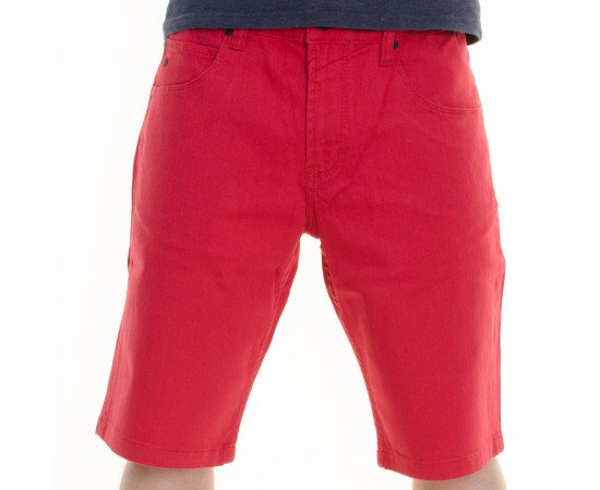 Kraťasy Reell Rafter Short Coral Red