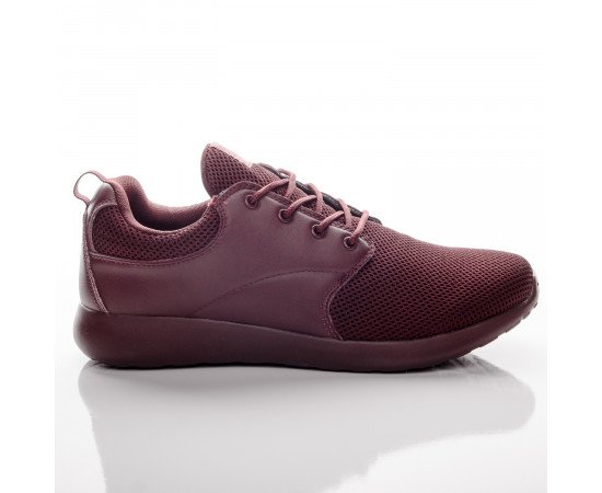 Tenisky Urban Classics Light Runner Shoe Burgundy