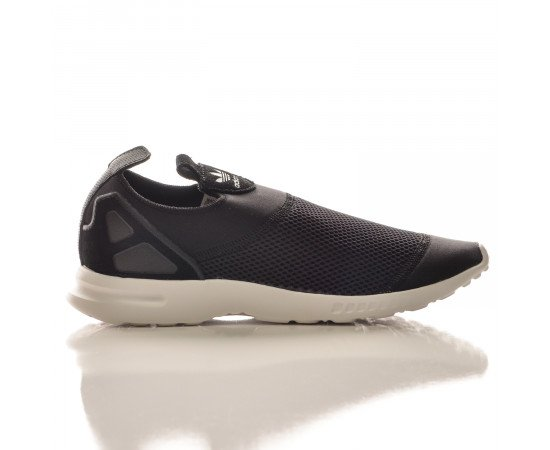 Tenisky Adidas Originals ZX Flux Adv Smooth Slip-On Black