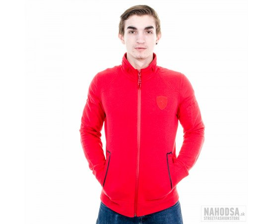 Mikina Puma Ferrari Track Top Red