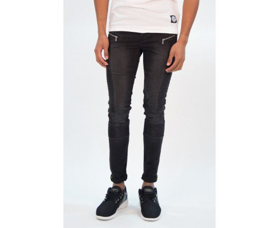 Rifle Sixth June Biker Slim Black
