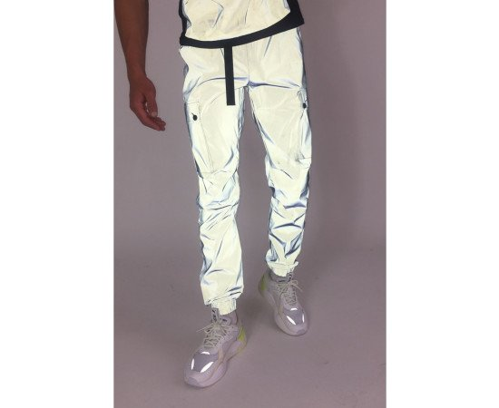 Sixth June reflective cargo pants
