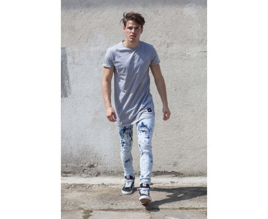 Jeans Sixth June Tie And Dye Blue