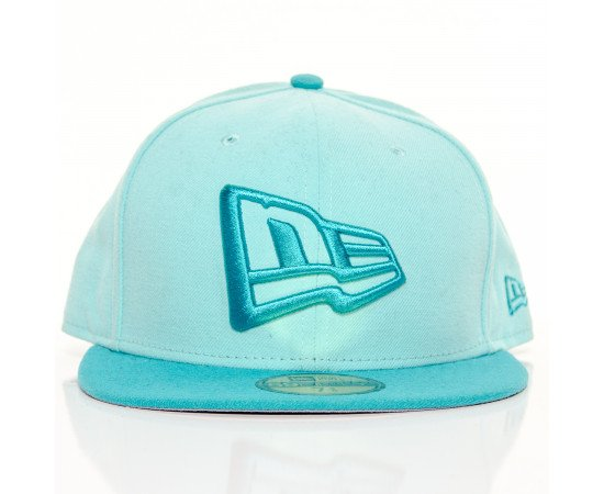 Fitted Cap New Era 59 Fifty 2 Blue