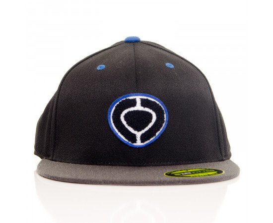Šiltovka C1Rca Slab Icon 210 Fitted Cap Black