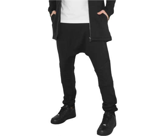 Urban Classics Deep Crotch Biker Black