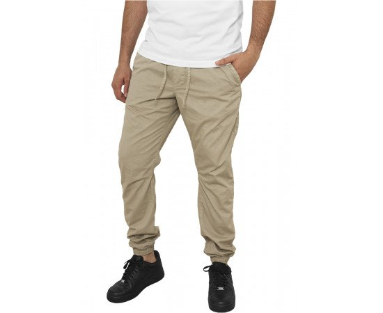 Nohavice Urban Classics Twill Jogging Pants