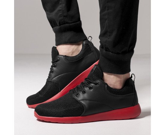 Tenisky Light Runner Shoe blk/firered REALPHOTONHS